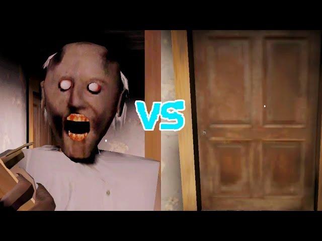 Granny vs The Door