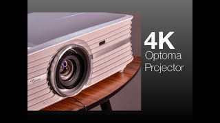Optoma UHD60 Finally a 4K HDR Projector at Average TV Prices!