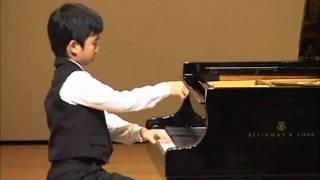 Chopin/Scherzo No.1 Op.20,Ryota Yamazaki(9 years old)