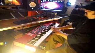 dr feelgood aretha franklin superstition stevie wonder keyboard