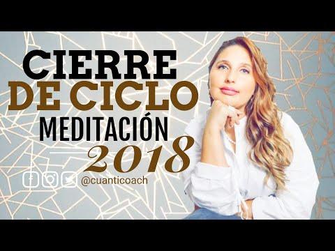 Meditación Cierre ciclo y Apertura 2018 (suelta lo que no quieres llevarte al próximo año)