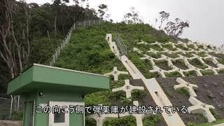 奄美大島 海岸の真上にミサイル基地ができた