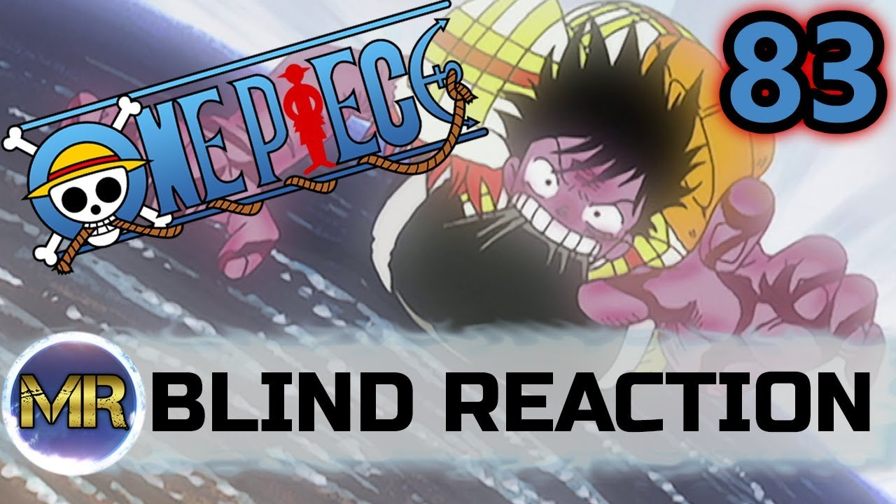 Download One Piece Episode 83 Blind Reaction - LUFFY IS INCREDIBLE