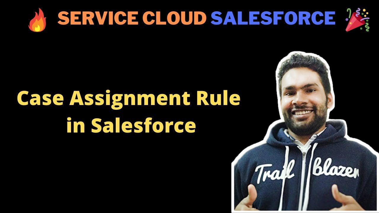 Case Assignment Rule in Salesforce