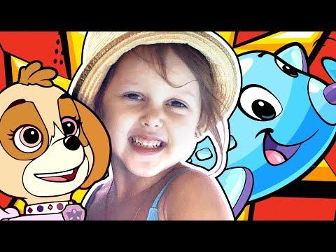 LOL Pearl and Legoland Desert Safari VACATION in DUBAI Video for children Dubai Lol Dolls