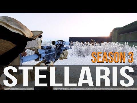 Stellaris Season 3 - #13 - The Covenant Vs Hive War
