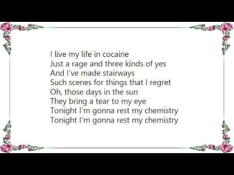 Interpol - Rest My Chemistry Lyrics