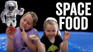 Space Food Taste Test