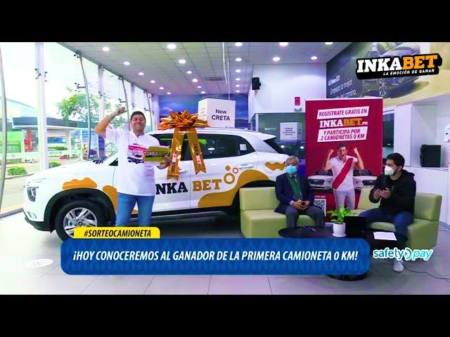 ¡ASÍ SE VIVIÓ EL PRIMER SORTEO DE LA 1RA CAMIONETAZA 0 KM!