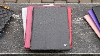 Недорогие чехлы для iPad Air Jisoncase обзор от Whitebox.com.ua