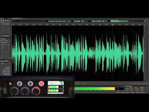 Sound Devices MixPre-3 limiter test