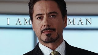 Tony Stark | I Am Iron Man