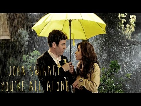 John Swihart - You're All Alone (with Ted Mosby Speech) Piano Cover