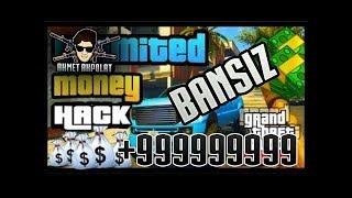 (1.41)GTA 5 EN İYİ LEVEL VE PARA HİLESİ (BANSIZ)!! Hile Tanıtım #1
