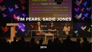 Tim Pears and Sadie Jones talk to Stephanie Merritt
