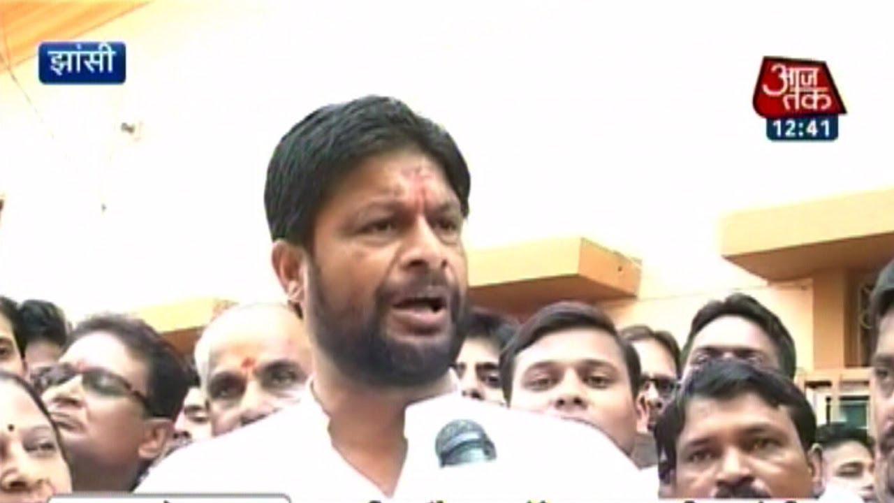 modi cannot convert jhansi into godhra pradeep jain modi cannot convert jhansi into godhra pradeep jain