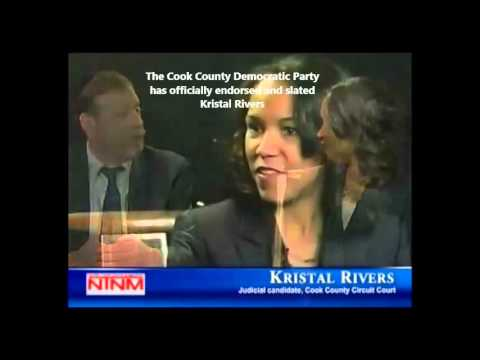 Elect Kristal Rivers For Circuit Court Judge Cook County - Video Interview Dec 2013