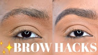 DRUGSTORE Eyebrow Routine | Makeup Tutorial 2017