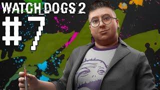 Watch dogs 2. Война хакеров. Любимая игра | Прохождение игры про хакеров