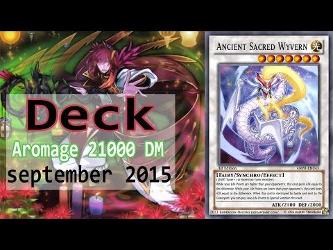 21600 ATK Ancient Sacred Wyvern replay Aromage September 2015