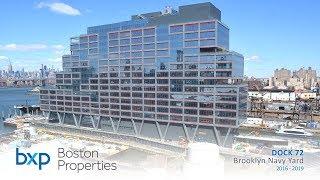 Dock 72 Brooklyn Navy Yard Construction Time-Lapse