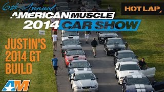 Hot Lap: 1,000 HP Shelby PLUS 2015 Mustang Gets Modded & Largest Mustang Show - AmericanMuscle.com