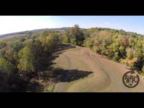 Serpent Mound Drone View FlyByVideoPros...