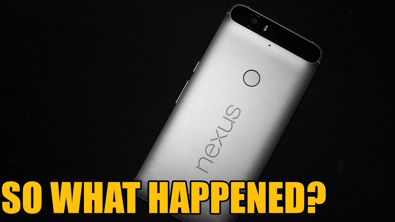 My Nexus 6p Died Follow UP