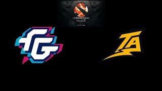 Forward Gaming vs Thunder Predator The Chongqing Major Highlights Dota 2