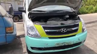 Разборка автомобилей Киа, Хендай и Санг Енг  в Южной Корее