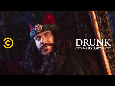 Stacy - Drunk History - Dracula & Salem Witch Trials