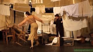 Спектакль «Рождество в доме сеньора Купьелло» в «Ведогонь-театре»