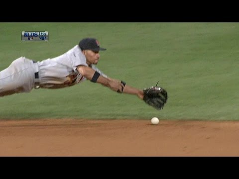 2011 NLDS Gm5: Furcal makes a great stop to retire Ruiz