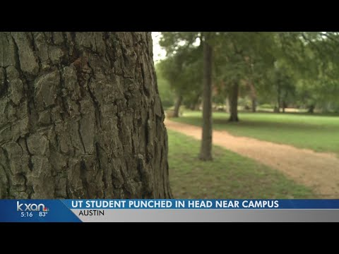 University of Texas student attacked near campus