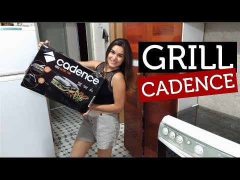 Lancheira Grill Cadence Sapore 1500
