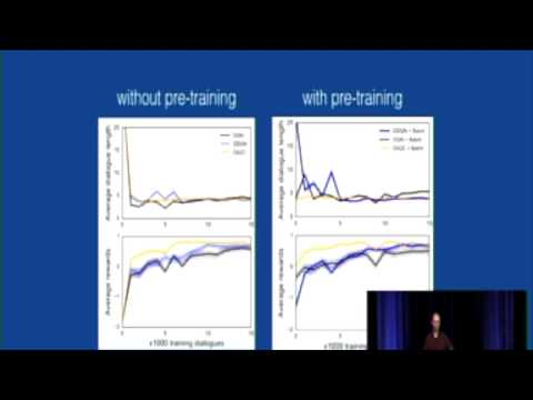 Harm van Seijen - Using Deep Reinforcement Learning for Dialogue Systems - MLconf SF 2016