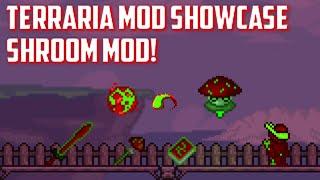 Terraria Mod Showcase | Shroom MOD!