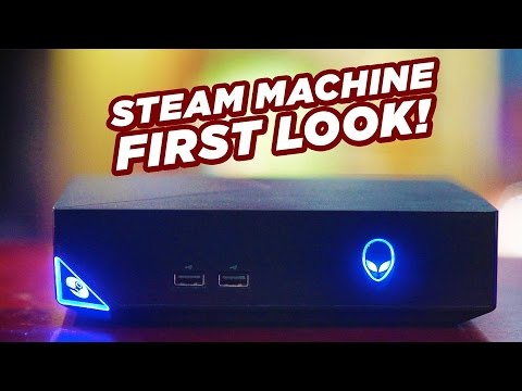 alpha vs steam machine