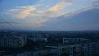 Timelapse Симферополь, Загородное.