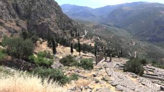 Ancient Delphi, Greece, Ourtour.co.uk