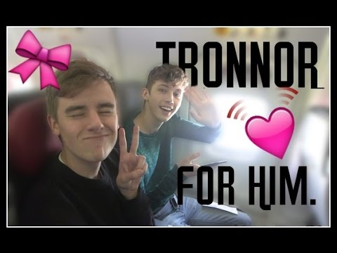 for him. // tronnor