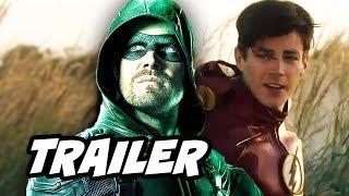 Arrow Season 6 Episode 1 Promo and The Flash Season 4 Crossover Breakdown
