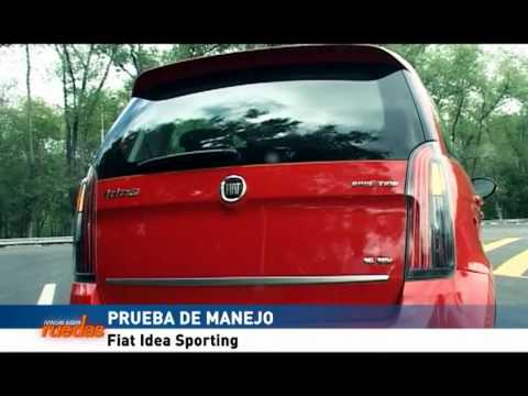 Test fiat idea sporting youtube for Fiat idea sporting 2011