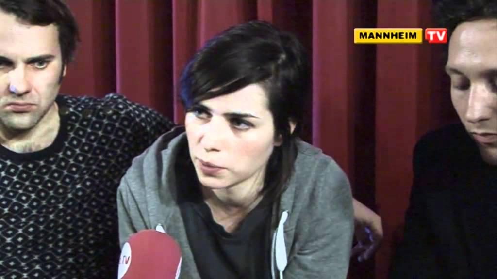 Nora Tschirner Interview im Cineplex Mannheim