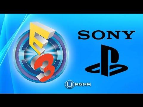 LIVE E3 2016: Conferenza Sony