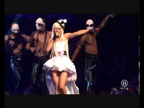 Kerli  Walking On Air live at The Dome
