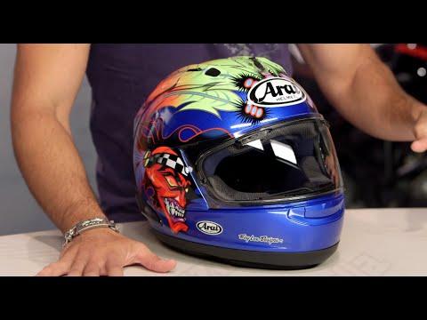 Arai Corsair X Russell Helmet Review At RevZilla