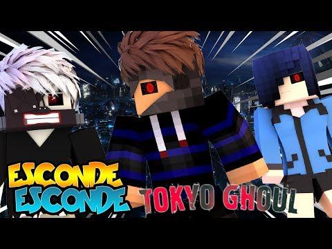 TOKYO GHOUL NO  ESCONDE-ESCONDE!!! ‹ BRUNINHO ›