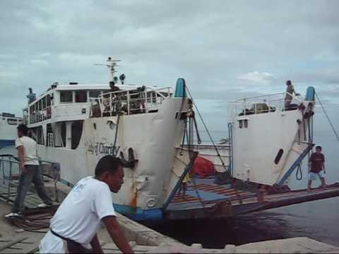 Leyte to Bohol Ferry