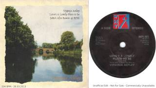Virginia Astley - Love Is A Lonely Place (JaKe